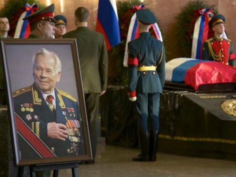 Mikhail Kalashnikov Pressed to Accept Blame for AK-47 Deaths in Final Days