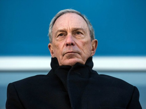 Private Citizen Michael Bloomberg Reports for Duty