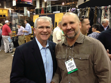 Exclusive-Oliver North at Shot Show: Second Amendment 'Key' to Freedom