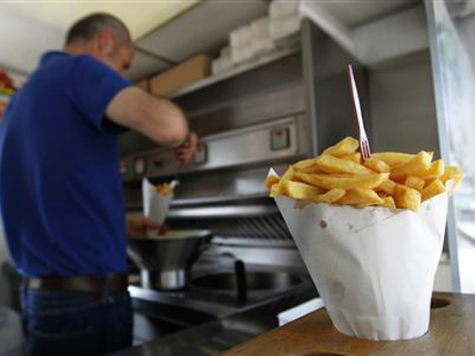 Agriculture Department: No More White Potatoes, No More French Fries