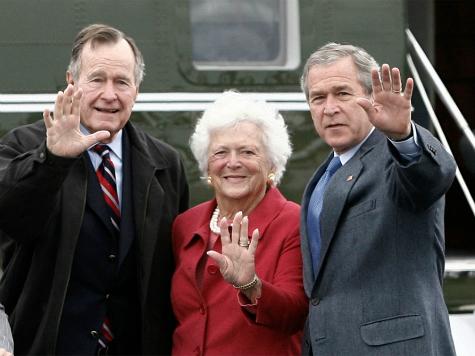 Barbara Bush Rejects Political Dynasties, Hopes Jeb Doesn't Run