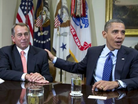 Obama Expects Boehner to Get Immigration Reform Done in 2014