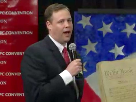 Bridenstine to SC Tea Party: Change 'Incentive Structure' in Washington