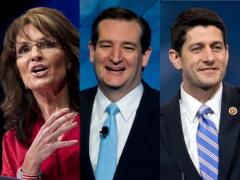 Exclusive: Sarah Palin Invited, Ted Cruz, Paul Ryan Confirmed to Speak at CPAC 2014