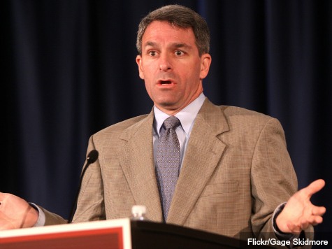 Ken Cuccinelli to Chris Christie: Resign as Head of Republican Governors Association
