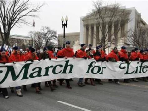 March for Life Unites Grassroots and GOP Establishment