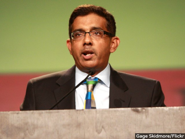 Sponsored Content–D'Souza to Make First Public Appearance since Sentencing at D.C. Conference