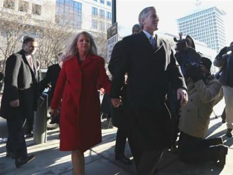 Former VA Gov, Wife Released on Own Recognizance