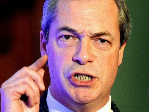 To the Ramparts in Great Britain: UKIP's Nigel Farage and His fight for Freedom