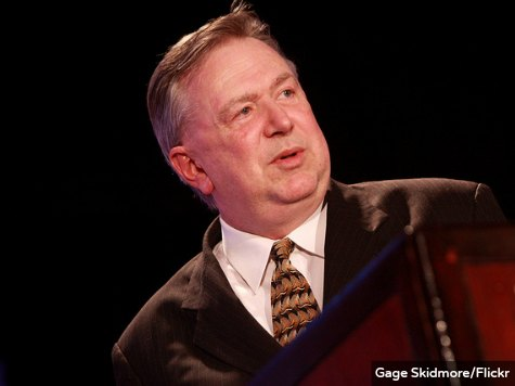 Steve Stockman Details Overseas Travels, Rips Media