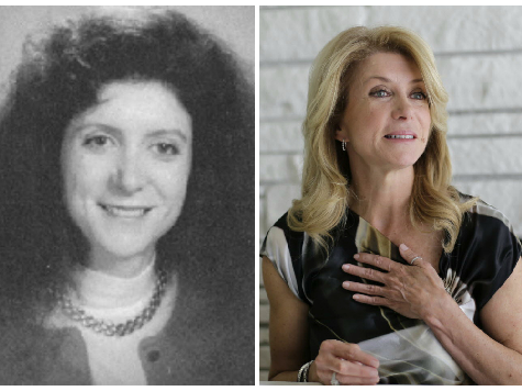 Before Becoming a Democrat Darling, Wendy Davis Donated to George W. Bush