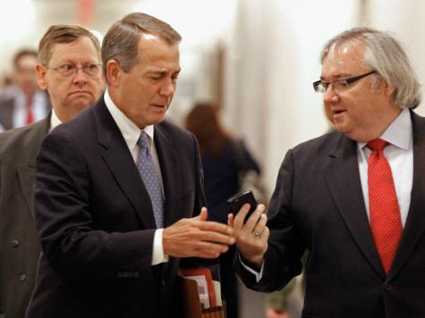 Boehner Confidant Cashes In on Amnesty