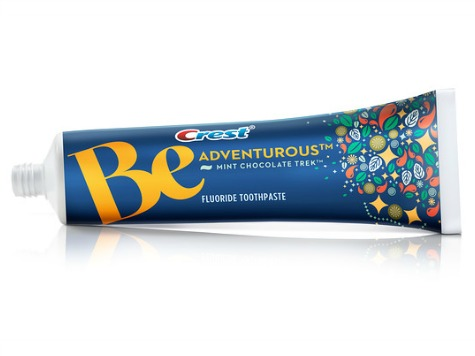Crest Introduces Chocolate-Flavored Toothpaste