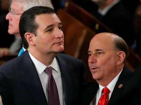 Louie Gohmert Compares Barack Obama to Santa Claus with State of the Union Outfit