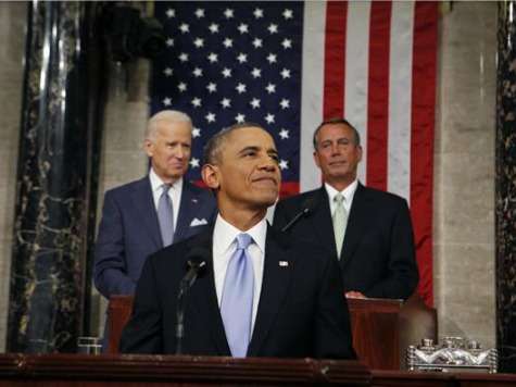 WaPo Fact Checker Rips Obama's State of the Union Falsehoods