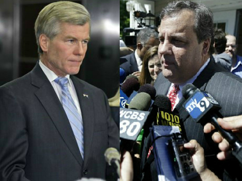 Bob McDonnell, Chris Christie in Hot Water