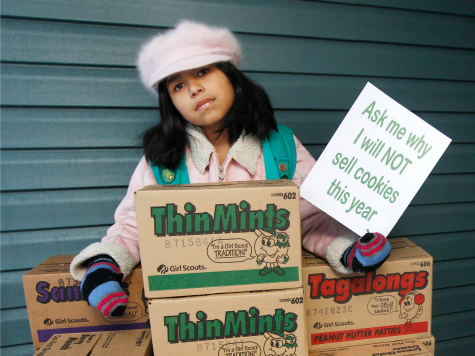 Endorsement of Wendy Davis Triggers National Boycott of Girl Scout Cookies