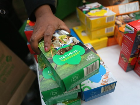 Girl Scouts Hurting as Cookie Sales Go Digital and New Boycott Looms
