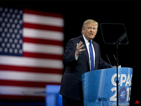 Exclusive – Donald Trump Confirmed to Speak at CPAC 2014