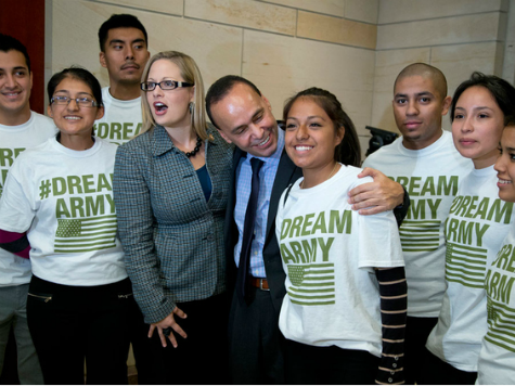 Luis Gutierrez: 'I See My Own Daughter,' 'My Nieces and Nephews' in Illegal Kids