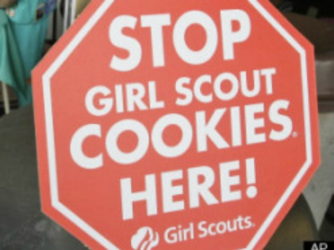 leftist bloggers decry girl scout cookie boycott breitbart