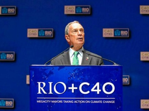 U.N. Appoints Michael Bloomberg Climate Change Envoy