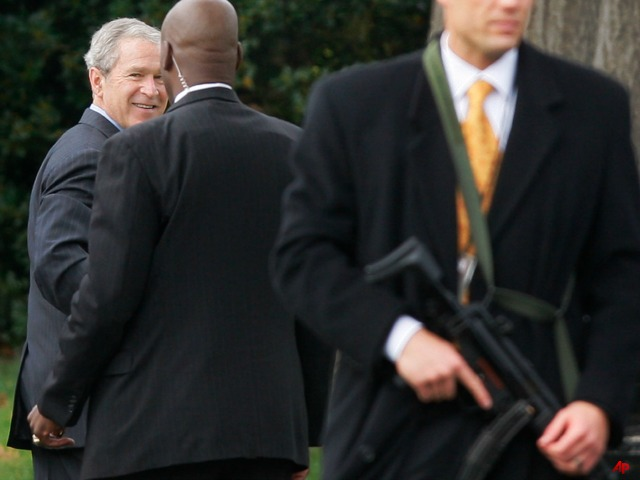 Armed Man Arrested for Threatening to Kill George W. Bush