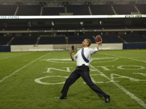 Obama: I Might Have Had Concussions from Playing Football