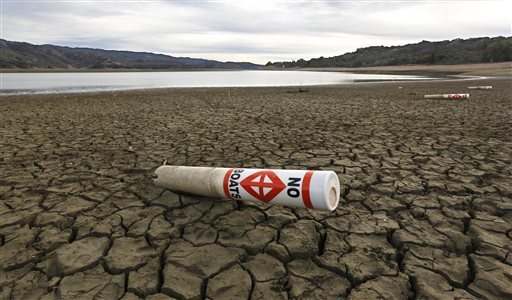 California Drought: Residents Panicking over Water Shortage