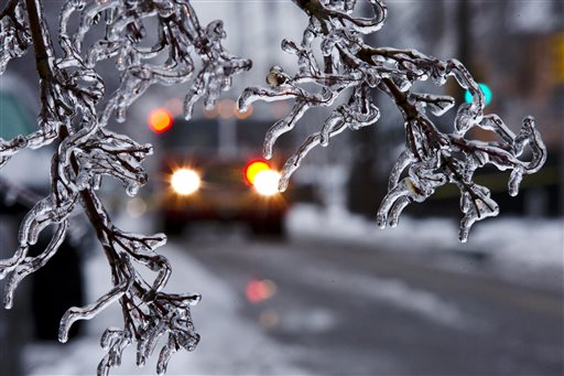 Lights out for One Million as Winter Storm Slams Northeast
