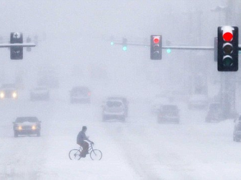 NJ Declares State of Emergency as Another Blizzard Assaults Northeast
