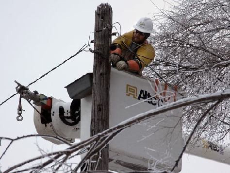 Philadelphia Electric Co Has Record 623,000 Outages Due to Snow and Ice
