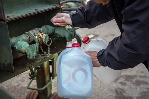 Feds Reaffirm West Virginia Water Safe After Chemical Spill