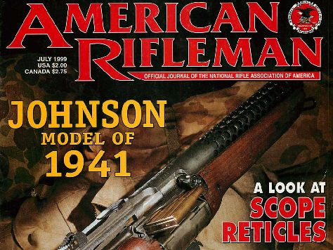 NRA Mag Replaces Maxim in Magazine Top 25