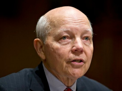 IRS Commissioner Apologizes for Targeting of Conservative Groups