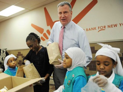 Bill De Blasio to Close New York Schools for Ramadan's End, Chinese New Year