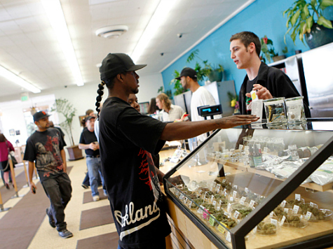 Colorado Projects $100 Million in Marijuana Tax Revenue