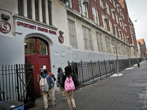 NYC Mayor Bill De Blasio Imposes Charter School 'Moratorium'