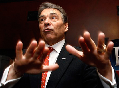 Report: Texas Trip Highlights Rick Perry's Feud with Chris Christie