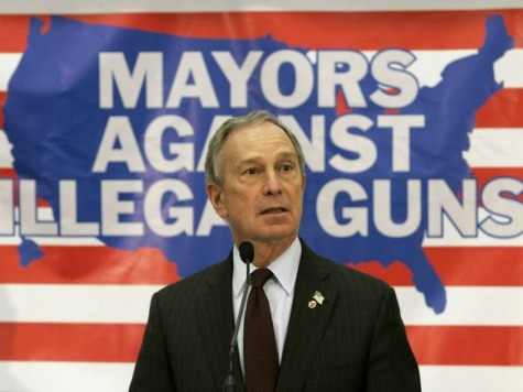 Mayor Quit Bloomberg's Gun Control Group Because Goal Was 'Confiscation'
