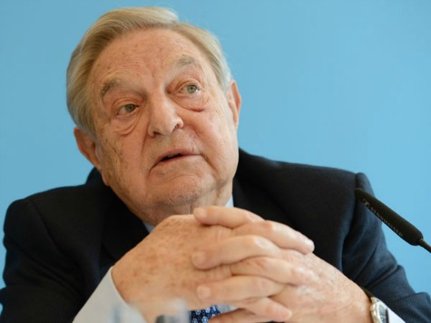 Billionaire Soros Victim of 'Knockout' Punch by Ex-Girlfriend