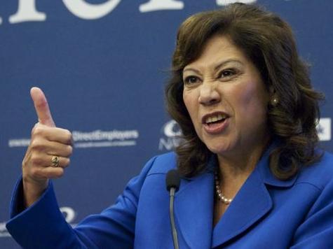 Report: Former Obama Labor Sec'y Accused of Unreported Jet Flights