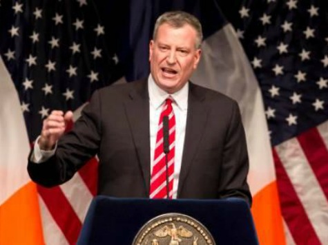 Universal Pre-K Tax, IDs for Illegals Center of De Blasio's State of the City