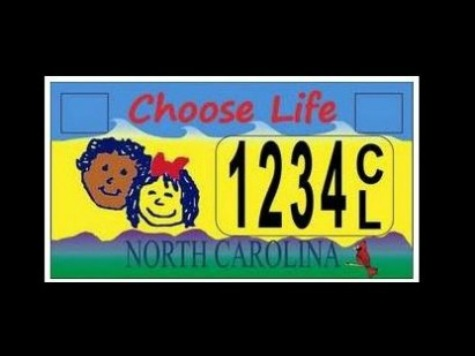 N.C. Court of Appeals Rules 'Choose Life' License Plate Unconstitutional