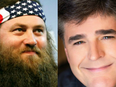 Sean Hannity or Willie Robertson: Who Left the $5,000 Tip?