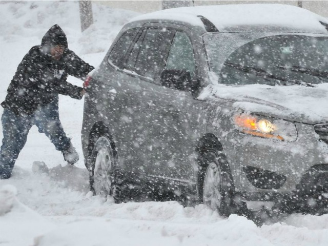 Early Winter Storm Brings Damaging Winds, Heavy Snow, Extreme Cold