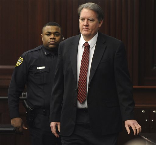 Michael Dunn Guilty of Lesser Counts in Music Shooting