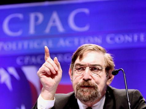 Pat Caddell Says Establishment Republicans 'Want the IRS to Go After' the Tea Party