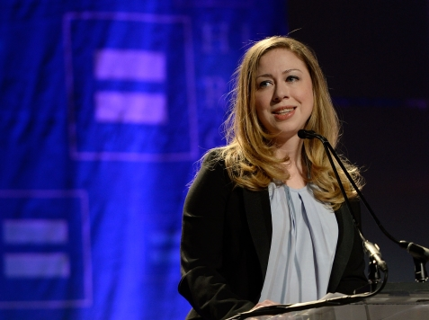 Chelsea Clinton: Gay Rights the Primary 21st Century Human Rights Issue