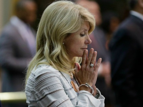 Daily Beast on Wendy Davis Flip-Flops: 'Simply Telling the Truth' as 'America's Conscience'